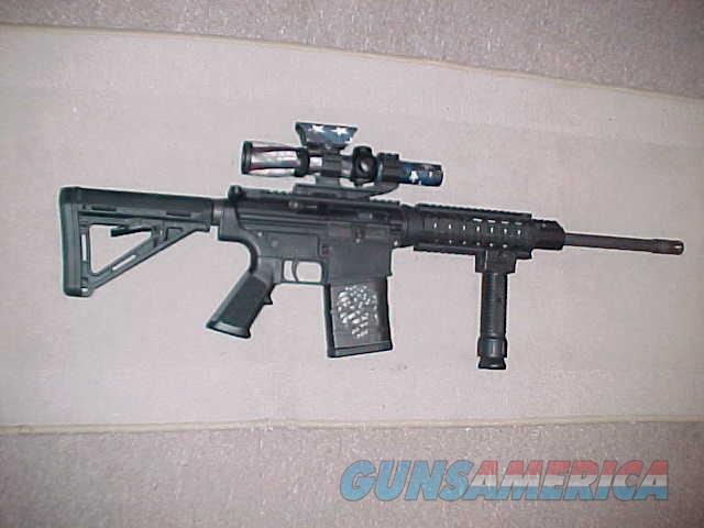 DPMS PANTHER AR-10  308  Guns > Rifles > DPMS - Panther Arms > Complete Rifle