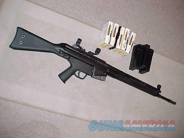 CENTURY ARMS CETME SPORTER 308  Guns > Rifles > Century International Arms - Rifles > Rifles