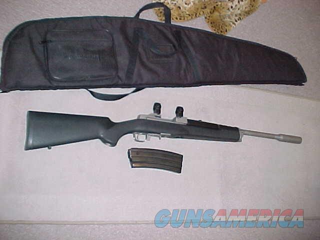 RUGER MINI 14 TARGET  Guns > Rifles > Ruger Rifles > Mini-14 Type