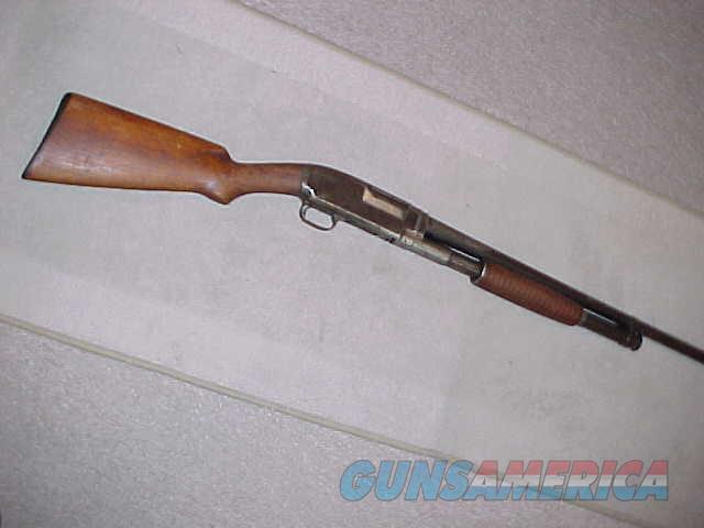 WINCHESTER PRE WAR MOD 12 PUMP 12GA  Guns > Shotguns > Winchester Shotguns - Modern > Pump Action > Hunting