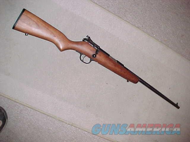 SAVAGE CUB YOUTH 22LR  Guns > Rifles > Savage Rifles > Rimfire