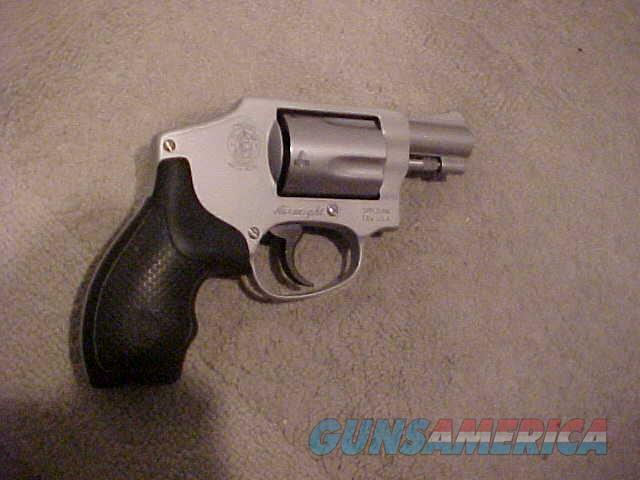 S&W MODEL 642-2 AIRWGT  Guns > Pistols > Smith & Wesson Revolvers > Pocket Pistols