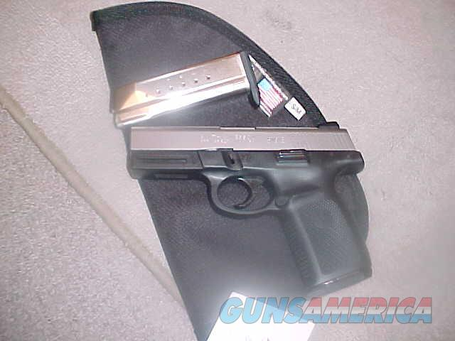 S&W 9VE STAINLESS 9MM  Guns > Pistols > Smith & Wesson Pistols - Autos > Polymer Frame