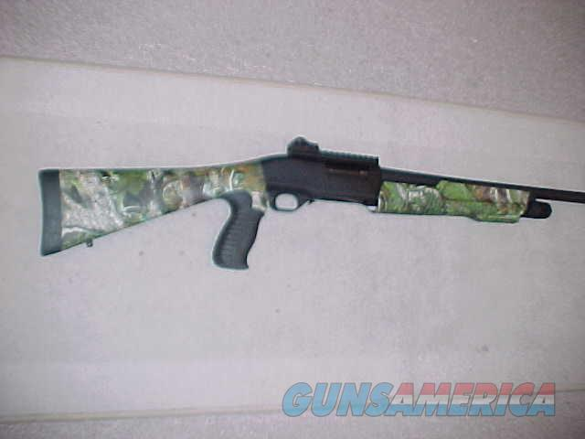 WEATHERBY PA-459-TR  TURKEY CAMO 12GA  Guns > Shotguns > Weatherby Shotguns > Pump