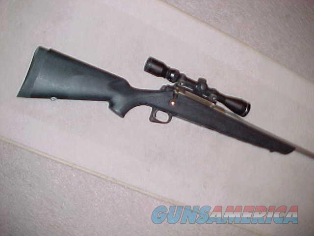 REMINGTON 770 STAINLESS 270 W/ SCOPE  Guns > Rifles > Remington Rifles - Modern > Bolt Action Non-Model 700 > Sporting