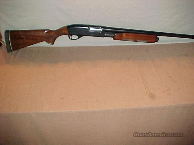 Remington 870 Wingmaster 12ga shotgun  Guns > Shotguns > Remington Shotguns  > Pump > Hunting