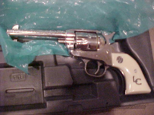 RUGER SINGLE SIX TALO S/S 32 HR MAG THE LAST COWBOY  Guns > Pistols > Ruger Single Action Revolvers > Single Six Type