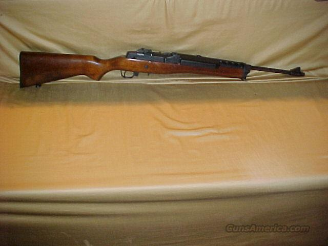 Ruger Mini 14 Ranch Rifle in 222 caliber  Guns > Rifles > Ruger Rifles > Mini-14 Type