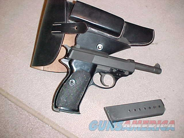 WALTHER P1 POST WAR P=38 IN 9MM  Guns > Pistols > Walther Pistols > Post WWII > P38