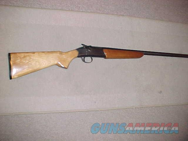 STEVENS 940-E 12GA SINGLE SHOT  Guns > Shotguns > Stevens Shotguns