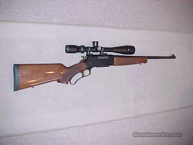 BROWNING BLR LGTWGT TAKEDOWN 7MM-08  Guns > Rifles > Browning Rifles > Lever Action
