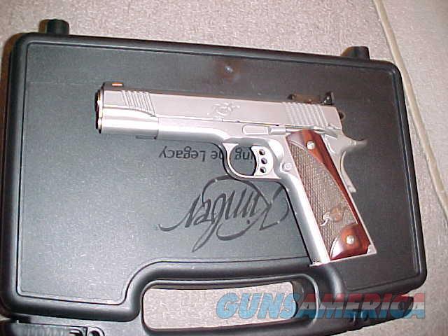 KIMBER SS TARGET II 9MM  Guns > Pistols > Kimber of Oregon Pistols