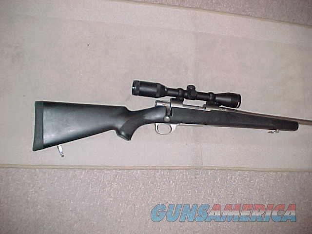 HOWA 1500 STAINLESS 243 WIN PENTAX SCOPE  Guns > Rifles > Howa Rifles