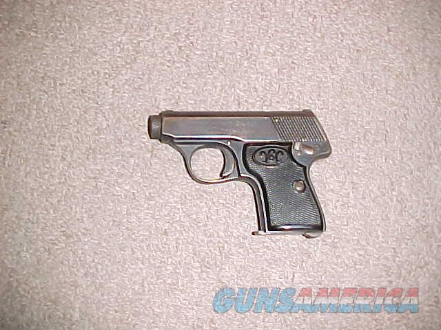 WALTHER MODEL 2  25ACP  Guns > Pistols > Walther Pistols > Pre-1945 > Other
