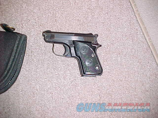 BERETTA 950BS MINX 22 SHORT  Guns > Pistols > Beretta Pistols > Small Caliber Tip Out