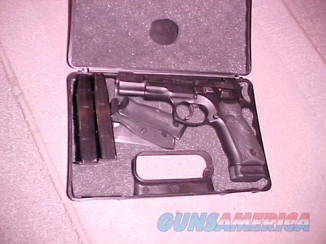 CZ-75-B 9MM  Guns > Pistols > CZ Pistols