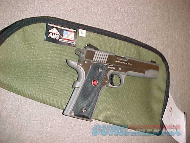 COLT DELTA ELITE STAINLESS 10MM  Guns > Pistols > Colt Automatic Pistols (1911 & Var)