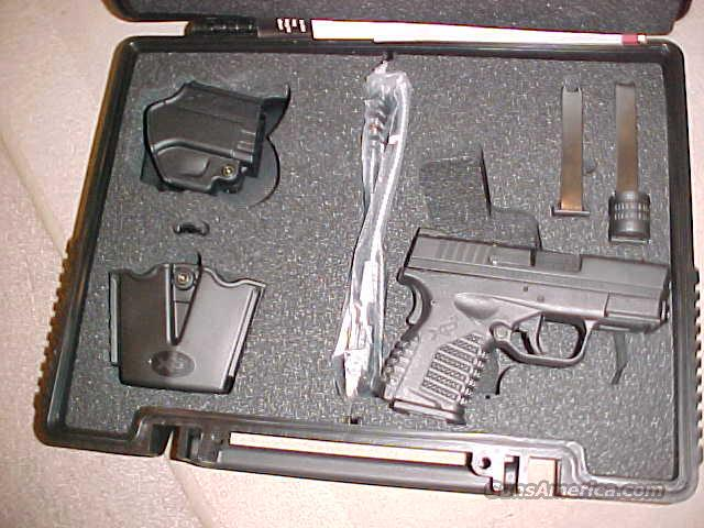 SPRINGFIELD XDS 9MM   Guns > Pistols > Springfield Armory Pistols > XD-S