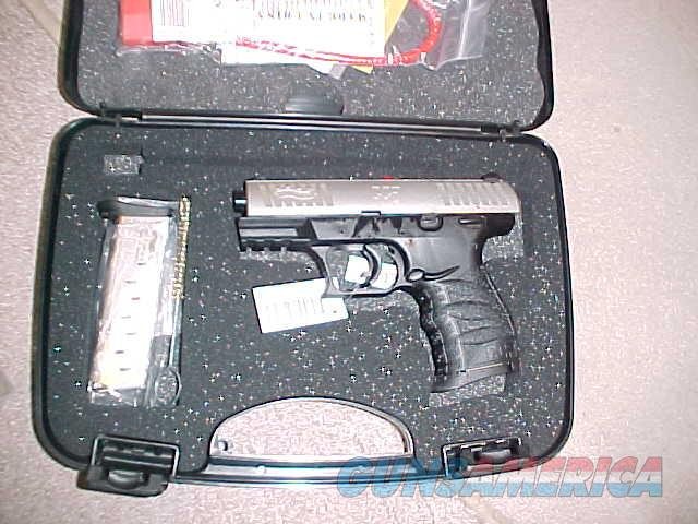 WALTHER CCP S/S 9MM NIB  Guns > Pistols > Walther Pistols > Post WWII > PPS