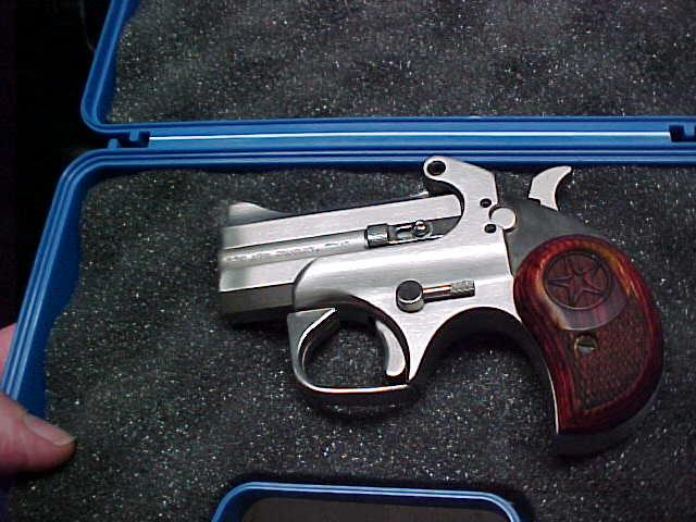 BOND ARMS DEFENDER 357 MAGNUM  Guns > Pistols > Bond Derringers