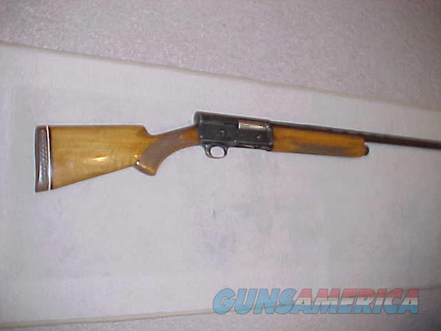 BROWNING A-5 MAGNUM 12GA  Guns > Shotguns > Browning Shotguns > Autoloaders > Hunting