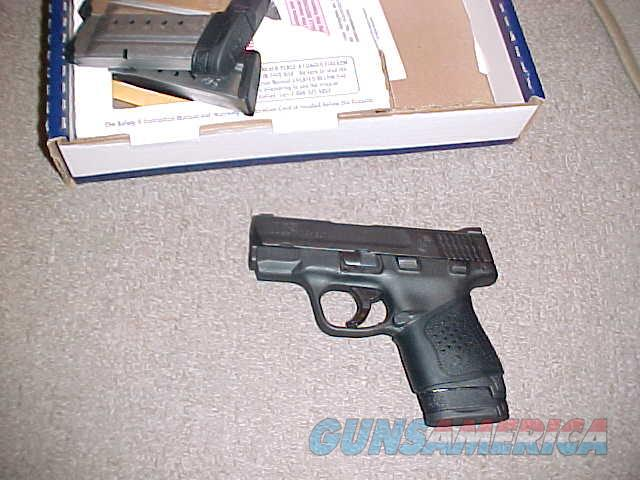 SMITH&WESSON M&P SHIELD 40  Guns > Pistols > Smith & Wesson Pistols - Autos > Shield