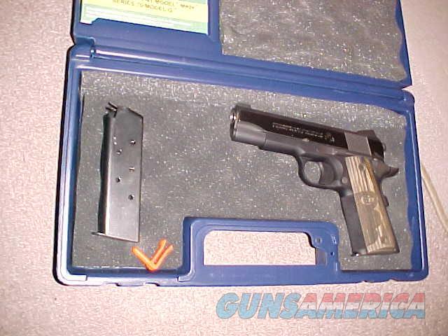 COLT WILEY CLAPP TALO LTWGT COMMANDER 45  Guns > Pistols > Colt Commemorative Pistols