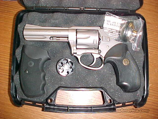 CHARTER ARMS TARGET PATRIOT S/S 327 FEDERAL  Guns > Pistols > Charter Arms Revolvers