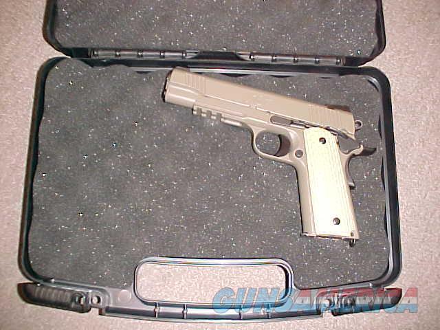 KIMBER DESERT WARRIOR 45  Guns > Pistols > Kimber of America Pistols