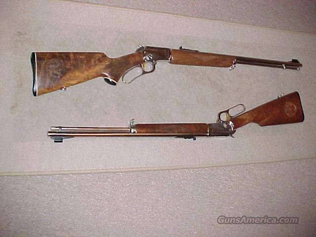 Model 39s 90th Ann. set  in 22LR caliber  Guns > Rifles > Marlin Rifles > Modern > Lever Action