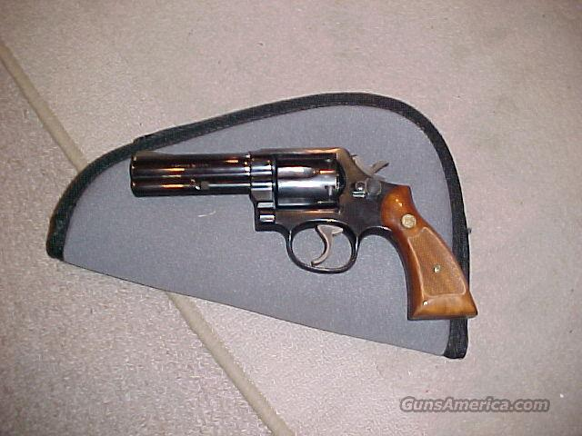 "S&W MODEL 581 BLUE 357 MAG. 4""  Guns > Pistols > Smith & Wesson Revolvers > Full Frame Revolver"