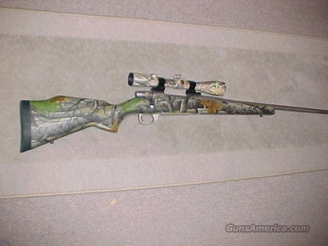 Weatherby Vanguard Camo rifle in 257 wby  Guns > Rifles > Weatherby Rifles > Sporting