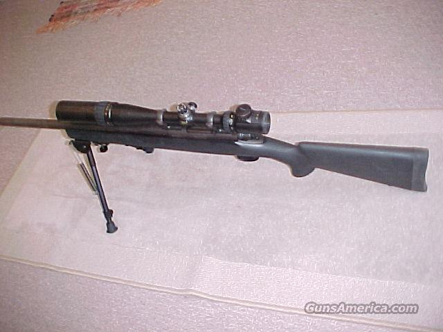 Remington 700 SPS Tactical rifle 223 Rem  Guns > Rifles > Remington Rifles - Modern > Model 700 > Tactical