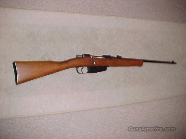 Italian Carcano rifle in 6.5 MM Jap  Guns > Rifles > Military Misc. Rifles Non-US > Other
