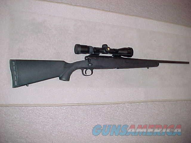 SAVAGE AXIS 223 WITH NIKON  Guns > Rifles > Savage Rifles > Standard Bolt Action > Sporting