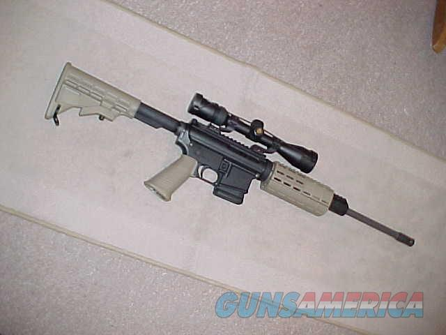 DPMS CAR-15 223  W/TAPCO ACC.  Guns > Rifles > DPMS - Panther Arms > Complete Rifle