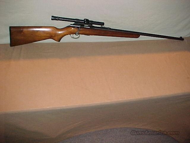 Winchester Model 69-A rifle in 22LR caliber  Guns > Rifles > Winchester Rifles - Modern Bolt/Auto/Single > Other Bolt Action