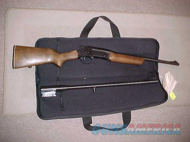ROSSI/BRAZTECH COMBO YOUTH  22LR AND 20GA  Guns > Rifles > Rossi Rifles > Other