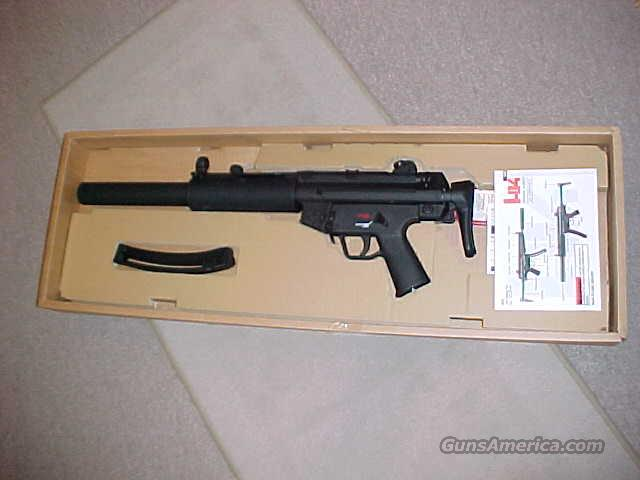 H&K MP-5 22LR BY WALTHER  Guns > Rifles > Heckler & Koch Rifles > Tactical