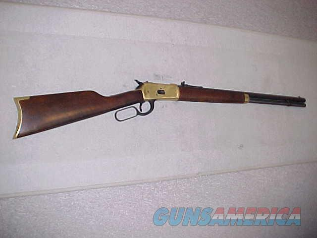 ROSSI /PUMA 92 OCTAGON RIFLE 45COLT BRASS FRAME  Guns > Rifles > Rossi Rifles > Cowboy