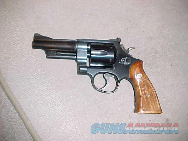 "S&W MODEL 28-2 RARE 4"" UNFIRED  Guns > Pistols > Smith & Wesson Revolvers > Full Frame Revolver"