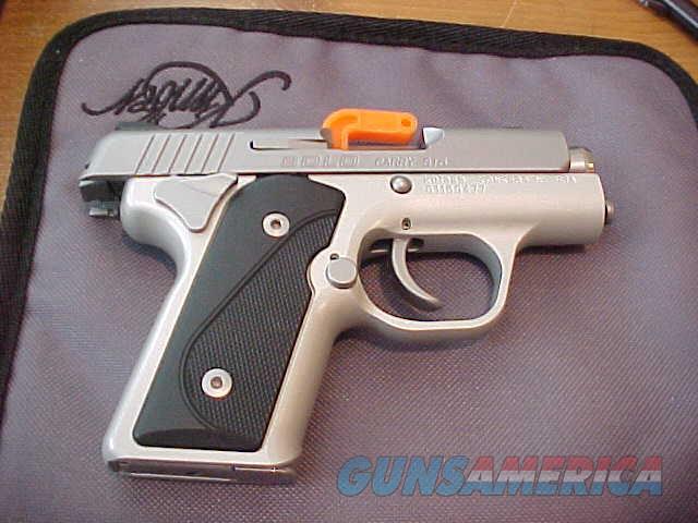 KIMBER SOLO CARRY S/S 9MM  Guns > Pistols > Kimber of America Pistols