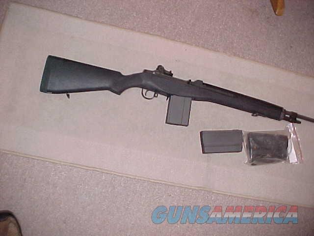 SPRINGFIELD M1-A STANDARD 308 CAL  Guns > Rifles > Springfield Armory Rifles > M1A/M14