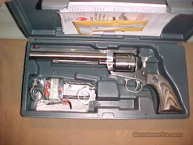 Ruger NM Super Blackhawk Hunter 44mag  Guns > Pistols > Ruger Single Action Revolvers > Blackhawk Type