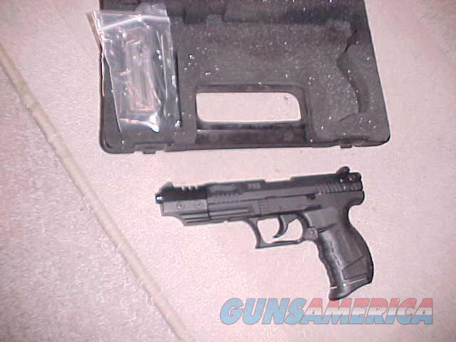 WALTHER P-22  Guns > Pistols > Walther Pistols > Post WWII > P22