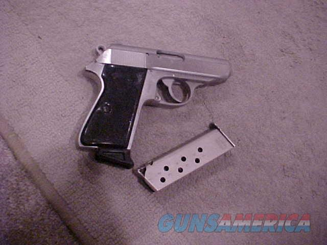 WALTHER PPK/S INTERARMS S/S 380ACP  Guns > Pistols > Walther Pistols > Post WWII > PPK Series