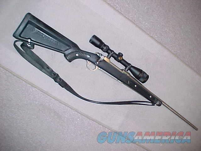 RUGER 77MKII ALL WEATHER S/S ZYTELL STOCK 270 CAL  Guns > Rifles > Ruger Rifles > Model 77