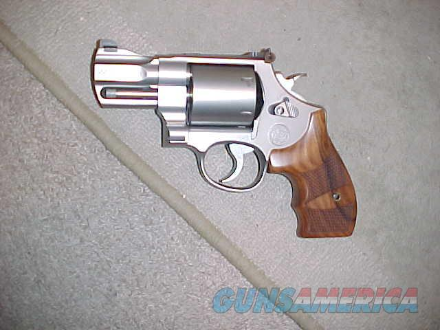 S&W 629-6 PERFORMANCE CENTER 44 MAG  Guns > Pistols > Smith & Wesson Revolvers > Performance Center