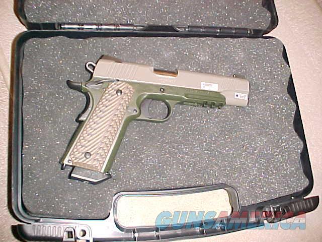 KIMBER WARRIOR SOC 45ACP  Guns > Pistols > Kimber of America Pistols