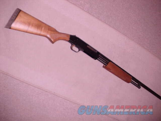 MOSSBERG MODEL 500 PUMP 410 GA  Guns > Shotguns > Mossberg Shotguns > Pump > Sporting